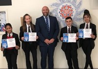 Headteacher Special Recognition