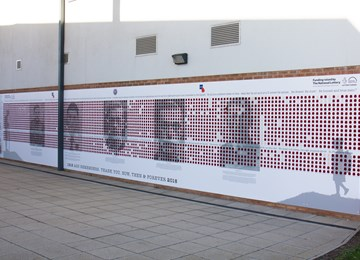 REMEMBRANCE WALLFULL