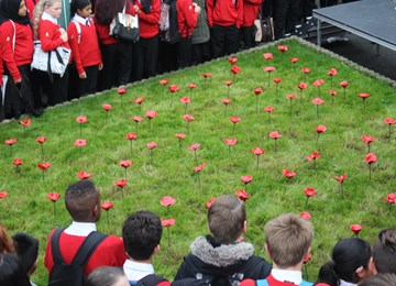 Poppy Ceremony