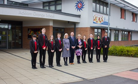 Headteacher's welcome