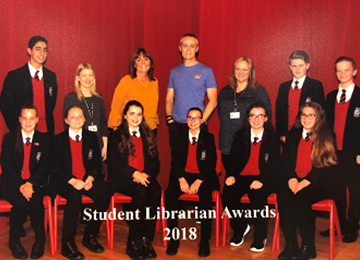 librarian awards 2018